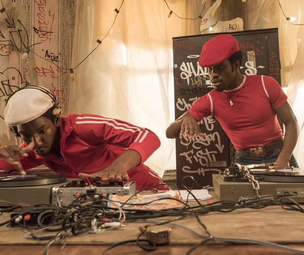 Cena de The Get Down, nova série da Netflix (Foto: Divulgação)