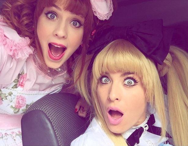 Sophia Abrahao e Angelica (Foto: Instagram / Reprodução)