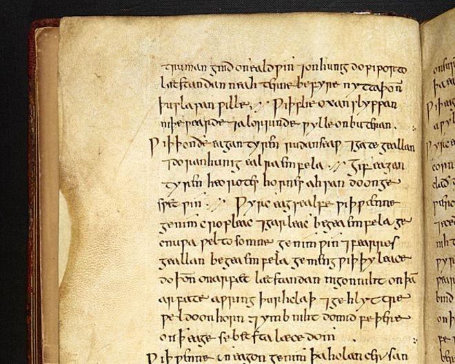 Cientistas tentaram reproduzir com máxima exatidão a receita do manuscrito do século 10 (Foto: Biblioteca Britânica/ © The British Library Board (Royal 12 D xvii))