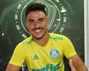 """Willian assina contrato por três anos com o Palmeiras: """"Alegria grande"""""""