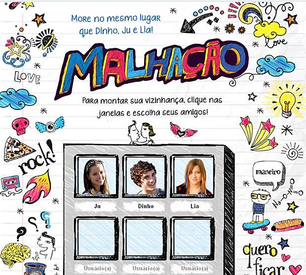 PRÉDIO DE MALHAÇÃO (Foto: Malhação / TV Globo)