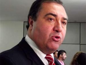 Secretário de Segurança do RN, Aldair da Rocha (Foto: Rafael Barbosa/G1)