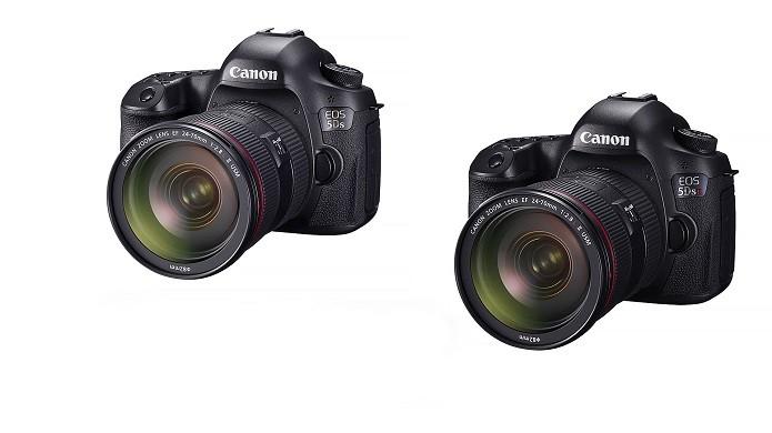 5Ds e 5Ds R contam com sensor de 50,6 megapixels (Foto: Divulgação/Canon)