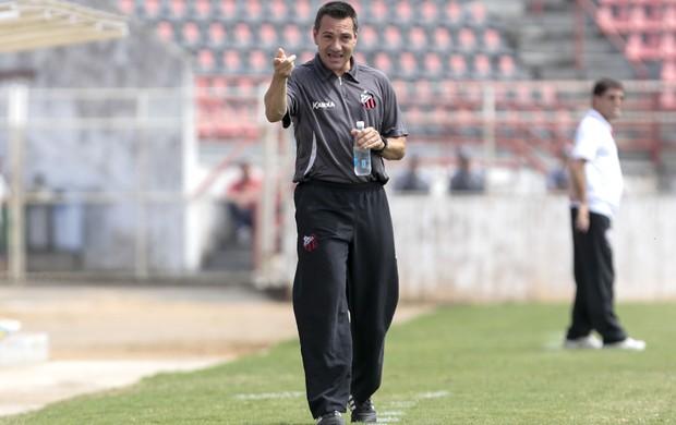 Doriva, técnico do Ituano (Foto: Miguel Schincariol / Ituano FC)