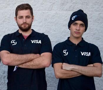 Sk gaming Visa Fallen Coldzera (Foto: Divulgação)