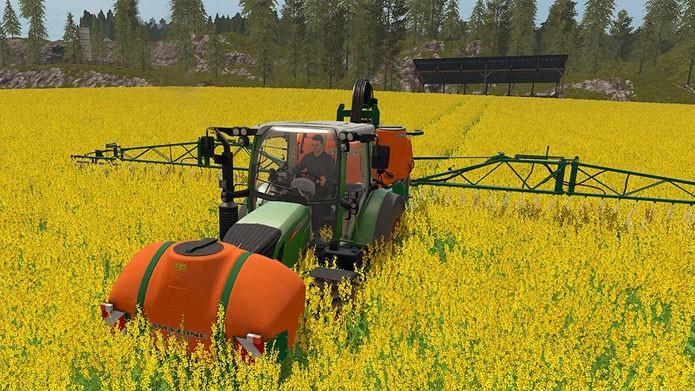 FS17 4Real Module 1 - Crop Destruction (Foto: Reprodução/Farming Simulator 2015 Mods)