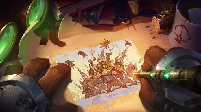 League of Legends terá o retorno do modo Todos por Um, agora com a funcionalidade Espelho. (Foto:Divulgação)