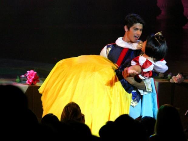 Show faz uma viagem aos contos de fada (Foto: Divulgação/Mega Eventos)