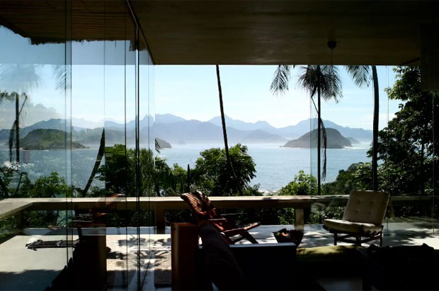 casa-mais-desejada-airbnb-brasil (Foto: Divulgação)