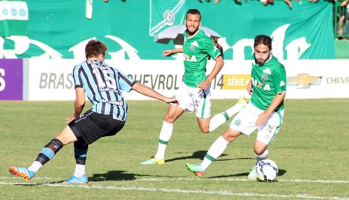 régis leandro chapecoense (Foto: Diego Carvalho / Aguante Comunicação)