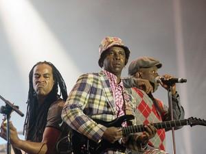Living Colour se apresenta no Palco Sunset no Rock in Rio 2013. (Foto: Luciano Oliveira/ G1)