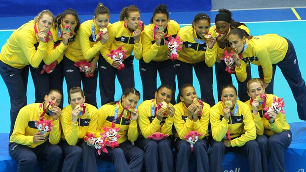 Fabiana Diniz Dara handebol feminino seleção (Foto: Jefferson Bernardes/VIPCOMM)