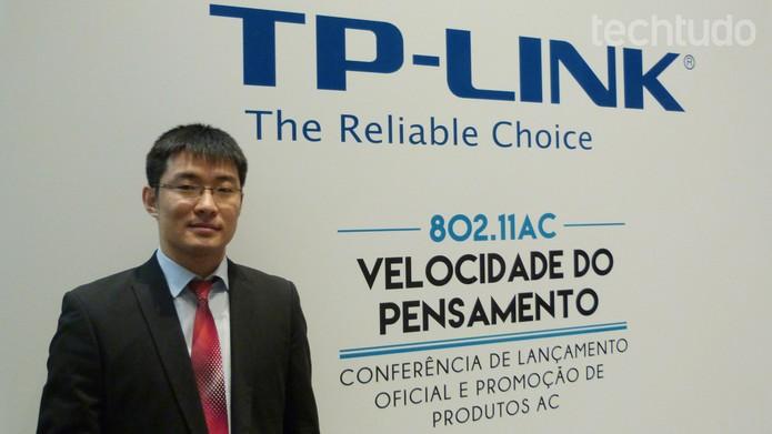 Evento TP-Link (Foto: Viviane Werneck/TechTudo)