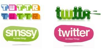 Visual da marca do Twitter mudou muito ao longo dos anos. (Foto: Reprodução)