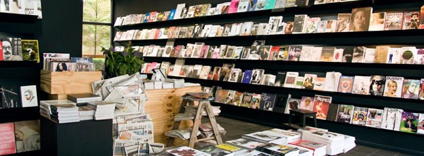 Do You Read Me?: uma livraria em Berlim com títulos raros e ambiente cool (Foto: Jorge Grimberg)