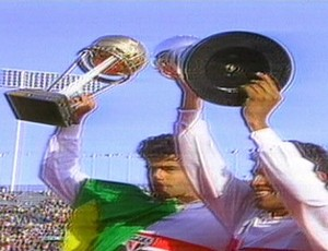 São Paulo Mundial 1992 taça (Foto: Reprodução/TV Globo)