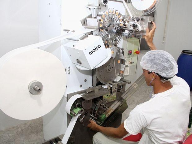 Indústrias devem gerar cerca de 100 novos empregos (Foto: Marco Vieira/ASN)