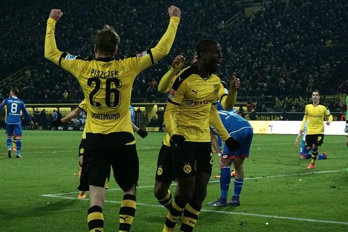 Adrian Ramos Dortmund Hoffenheim (Foto: AFP)