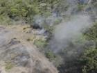 Após devastar área de 230 hectares, incêndio é controlado na Chapada