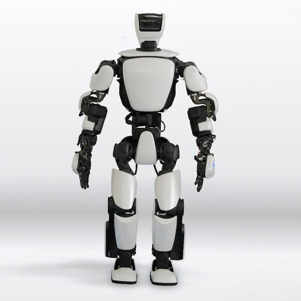O robô humanoide da Toyota, THR-3 (Foto: Toyota)