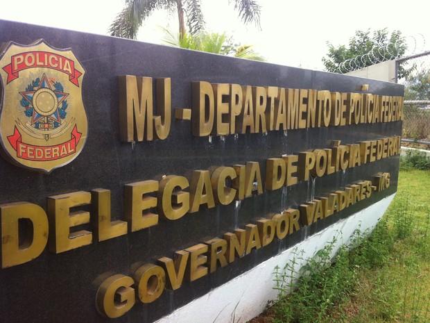 Polícia Federal investiga com suspeitas de envolvimento de 4 servidores da UFJF (Foto: Davidson Fortunato/G1)