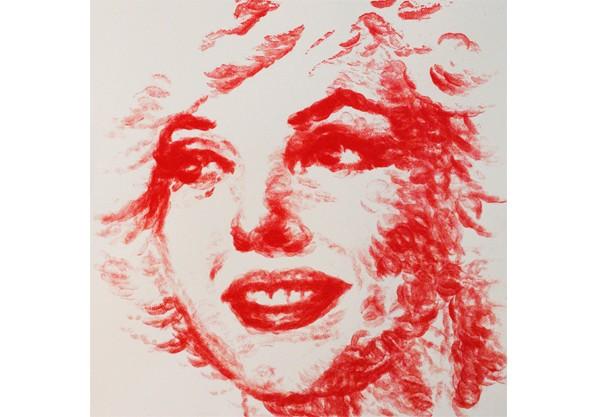 Marilyn Monroe Natalie Irish (Foto: Divulgação)