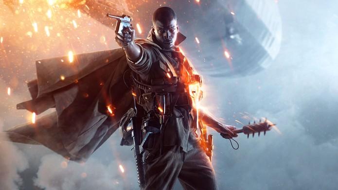 Battlefield 1 chega aos consoles e PC (Foto: Divulgação/EA) (Foto: Battlefield 1 chega aos consoles e PC (Foto: Divulgação/EA))