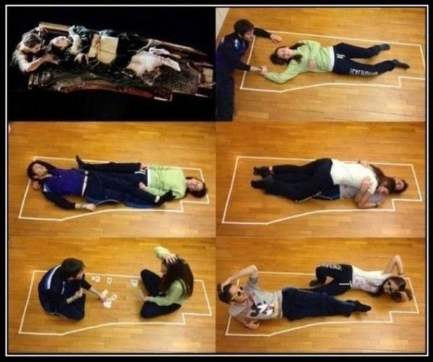 Meme da internet questionando a atitude de Rose em deixar Jack afundar, no filme Titanic (Foto: Reprodução/Instagram)