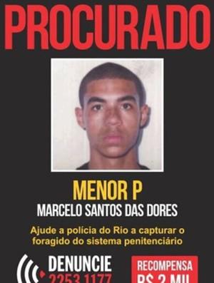 menor p procurado bernardo (Foto: Divulgação)