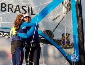 Martine Grael e Kahena Kunze (Foto: Gabriel Heusi/Brasil2016.gov.br)