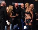 Ronda Rousey lidera UFC em estádio sob expectativas de público recorde