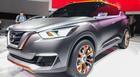 Nissan mostra o SUV Kicks, como conceito (Alan Morici/G1)