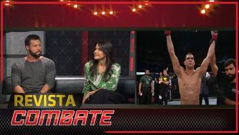UFC Lewis x Browne: Veja quem são os brasileiros do card deste sábado