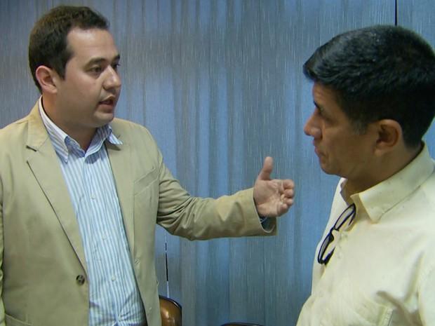 Ricardo Silva (PDT) tem nome citado em escuta telefônica da Operação Sevandija (Foto: Reprodução/EPTV)