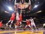 Lakers quebram um jejum de mais de três anos e derrotam os rivais Clippers