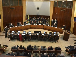 Decisão foi tomada em sessão do pleno do Tribunal de Contas do Estado (Foto: TCE/Divulgação)