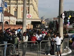 marcha para jesus (Foto: Edu Saraiva/Frame/AE)