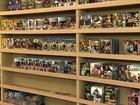 Operação desmonta laboratório com 10 milhões de CDs e DVDs piratas