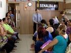 Sindicato faz plantão para atender funcionários da Seleta e Omep em MS