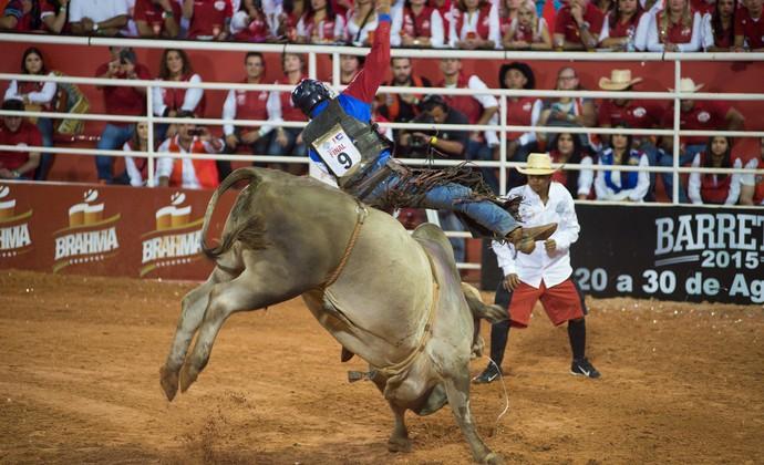 Liga Nacional conhece os dez peões que farão a final no sábado, em Barretos (Foto: Érico Andrade)
