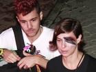 Maria Paula curte RiR e fala do namorado: 'Idade não faz diferença'