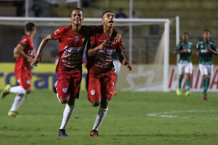 Portuguesa Palmeiras Copinha