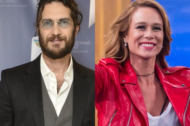Gabriel Braga Nunes fará par com Mariana Ximenes em 'Se eu fechar os olhos agora' (Foto: TV Globo)