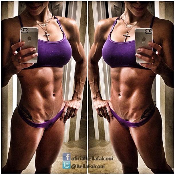 Bella Falconi (Foto: Reprodução/ Instagram)