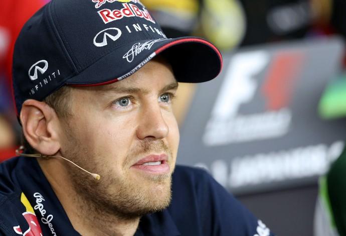 Sebastian Vettel Japão 2/10/2014 (Foto: AFP)