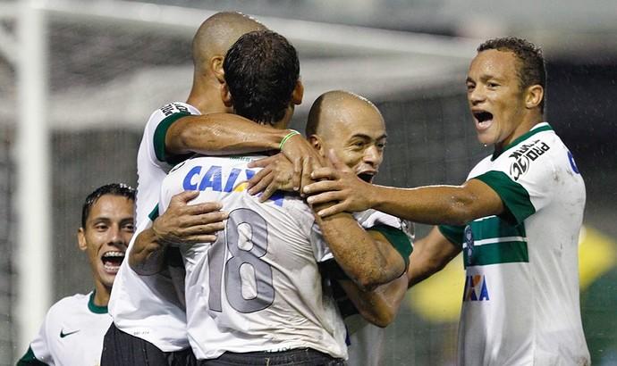 Coritiba Operário-PR (Foto: Site oficial do Coritiba/Divulgação)