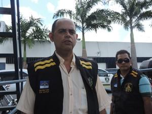 João Carvalho disse que não é possível conter atos ilícitos com efetivo atual (Foto: Marina Barbosa / G1)