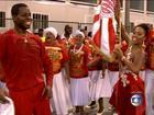 Três escolas abrem ensaios técnicos do carnaval do Rio neste sábado