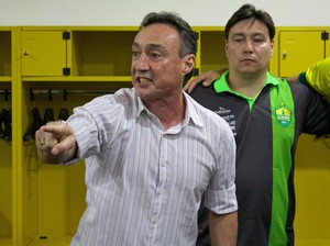 Roberto Fonseca, treinador do Cuiabá (Foto: Pedro Lima/Cuiabá Esporte Clube)
