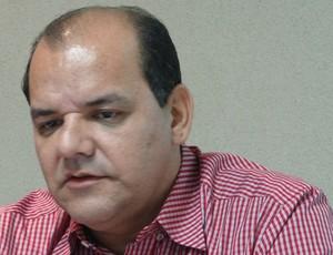Fernando Paiva, presidente do Conselho Deliberativo do CRB (Foto: Paulo Victor Malta / Globoesporte.com)